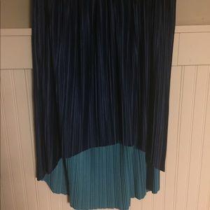 Reversible skirt!